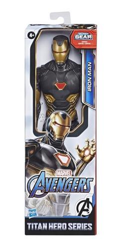 Imagen 1 de 2 de Figura De Marvel Avengers Titan Hero Series Blast Gear- War