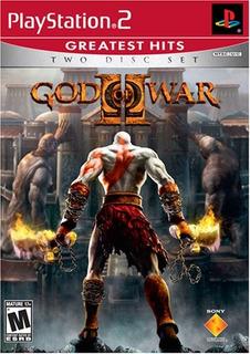 God Of War 2 Playstation 2