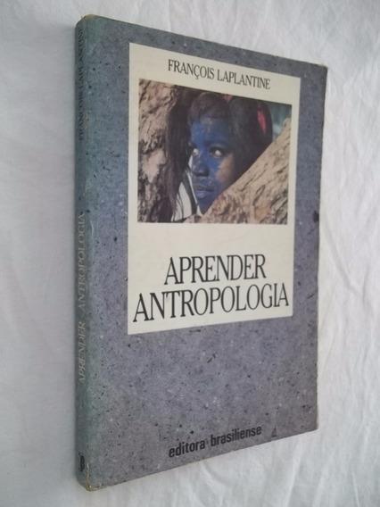 Livro - Aprender Antropologia - François Laplantine