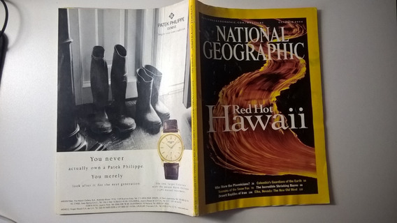 National Geographic - Red Hot Hawaii( Em Inglês) - 2004