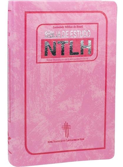 Bíblia Evangélica De Estudo Feminina Na Linguagem De Hoje
