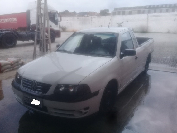 Vw Saveiro 1.6 Alcool 2001