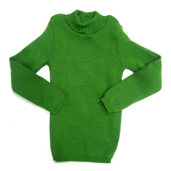Blusa Lã Infantil - Unissex - Cores Diversas