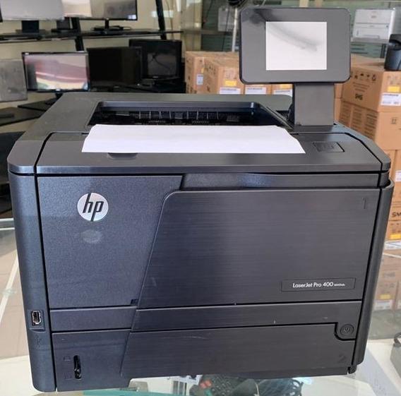 Impressora Hp Laserjet Pro 400 M401n Preto 110v Pn - Cf278a