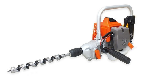 Furadeira Profissional Gasolina 2 Tempos 25,4cc Vf500 Vulcan
