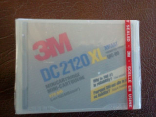 Data Mini Cartridge - Dc2120xl 120mb