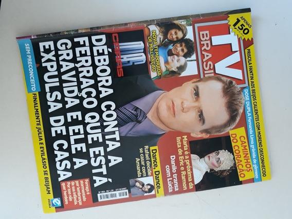 Revista Tv Brasil 403 Susana Vieira Armando Babaioff Torloni