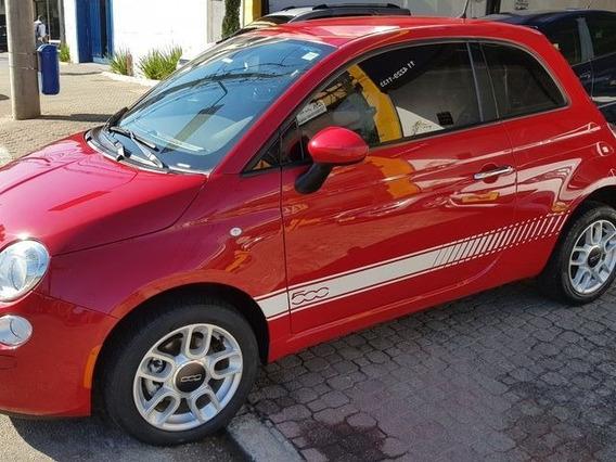 Fiat 500 Cult Dualogic 1.4 8v Flex, Fsp9168