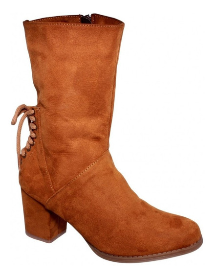 Botas Casuales Color Melle Obscuro-mod.0805ra5715233