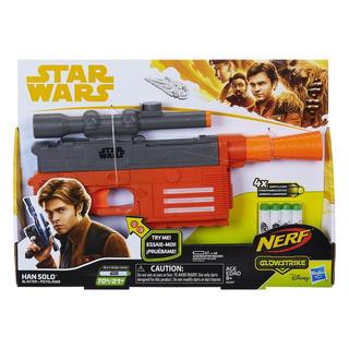 Lanzador Han Solo Nerf Star Wars