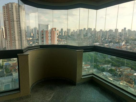 Apartamento Com 4 Dormitórios À Venda, 276 M² - Tatuapé - São Paulo/sp - Ap7328