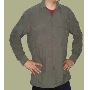 Camisa De Trekking Secado Rapido Manga Larga