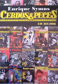 Lo Mejor De Cerdos Y Peces, Enrique Symns, Cuenco De Plata