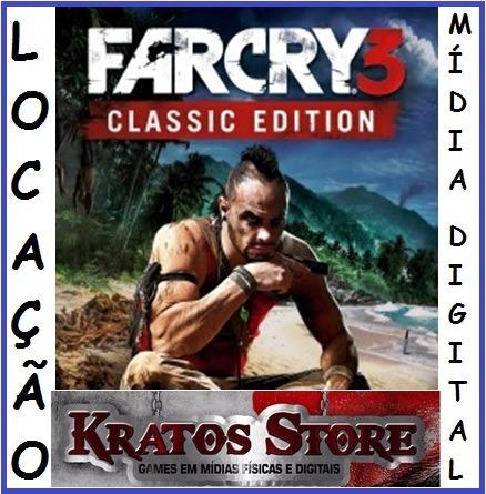 Far Cry 3 Classic Edition Ps4 - 10 Dias Original 2