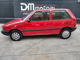 Fiat Uno 1.0 Mille 8v Gasolina 2p Manual