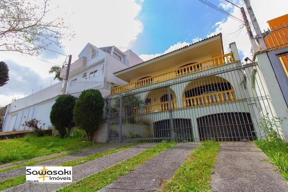 Casa A Venda No Bairro Guabirotuba Em Curitiba - Pr. - 3873-1