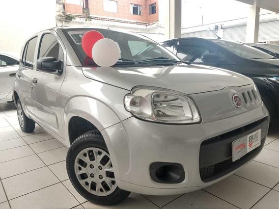 Fiat Uno 1.0 Vivace Flex 5p 2014 Veiculos Novos