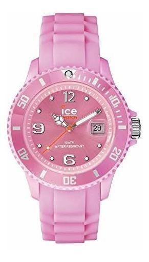 Ice-watch Si.pk.b.s.09 Sili Collection Reloj De Silicona Y P