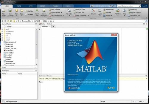 Guia Tutorial De Como Utilizar Matlab R2018 +programa