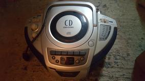 Radio Cd Cassette Reproductor Aiwa Usado