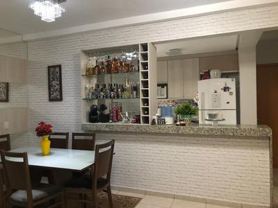 Apartamento Em Plano Diretor Sul, Palmas/to De 87m² 3 Quartos À Venda Por R$ 450.000,00 - Ap252447