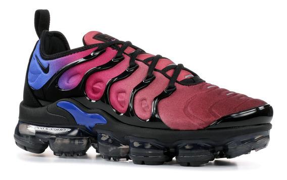 Tênis Nike Vapormax Plus Original Refletivo Envio Em 24hrs