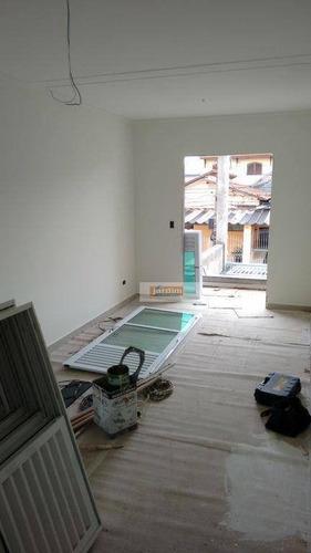 Apartamento Residencial À Venda, Assunção, São Bernardo Do Campo. - Ap2659