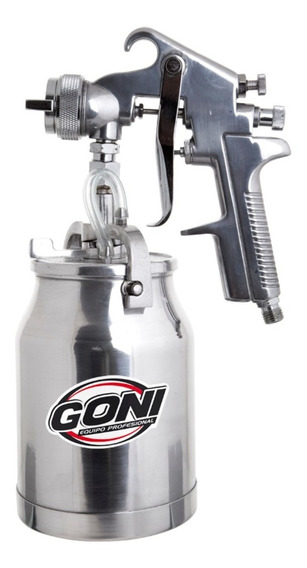 Goni-55 Pistola Goni De Alta Producción Con Dos Regu
