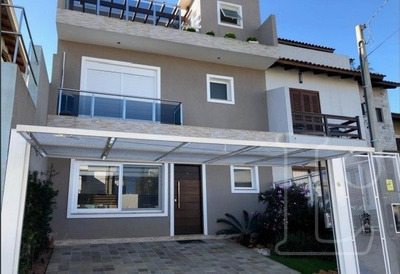 Casa Condomínio Em Hípica Com 3 Dormitórios - Lu271304