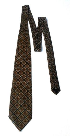 Gravata Angelo Litrico Seda Estampada 9,5cm Cód. Gvt851494