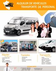 Alquiler De Autos, Camionetas Y Van En Lima