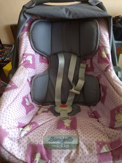 Bebê Conforto Burigotto Rosa