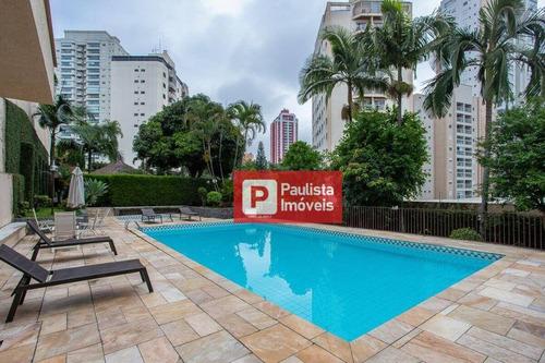 Apartamento Com 4 Dormitórios À Venda, 273 M² Por R$ 2.390.000,00 - Vila Mascote - São Paulo/sp - Ap29143