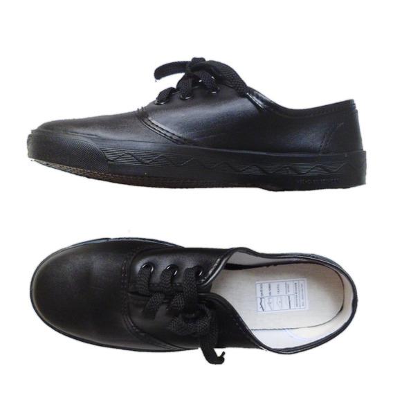 Zapatos De Goma, Tipo Converse Talla 35/36