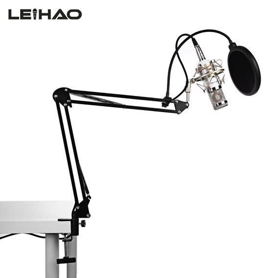 Gravação Profissional Estúdio De Microfone Condensador