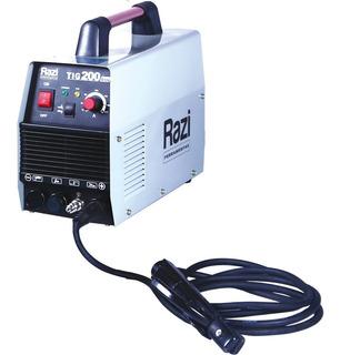 Máquina De Solda Tig 200a Mono 220v Razi - Rzms09008 - Cml