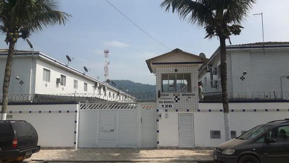 Sobrado Com 2 Dormitórios À Venda, 57 M² Por R$ 210.000,00 - Balneario Praia Do Perequê - Guarujá/sp - So14885