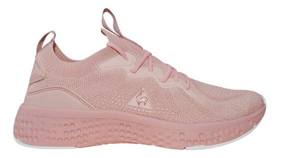 Zapatillas Le Coq Sportif Linner Moda Lifestyle Mujer Rosa
