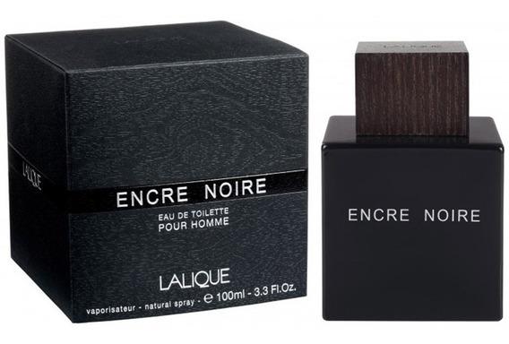 Perfume Encre Noire By Lalique Pour Homme Edt 100ml 12x