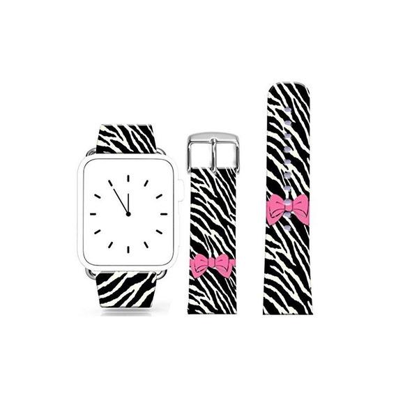 Iwatch Bands 42mm, Cuero Genuino Appl Watch Strap Replaceme