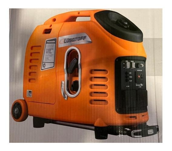 Grupo Electrógeno Generador Inverter Lusqtoff 3000w 4t Cuota