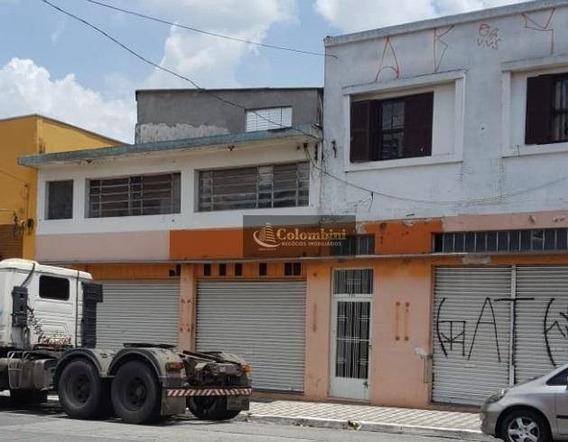 Terreno Para Alugar, 290 M² - Boa Vista - São Caetano Do Sul/sp - Te0034
