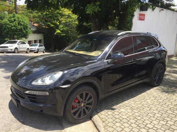 Porsche Cayenne V6 ( 2012/2012 ) Blindada R$ 153.999,99