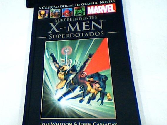 Surpreendentes X-men: Superdotados Whedon, Joss