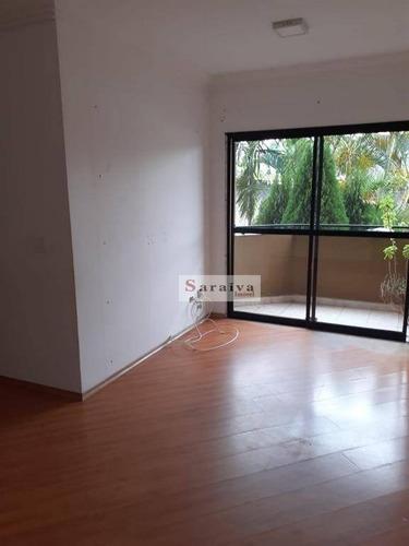 Imagem 1 de 20 de Apartamento Com 3 Dormitórios À Venda, 74 M² Por R$ 270.000,00 - Vila Euclides - São Bernardo Do Campo/sp - Ap3754