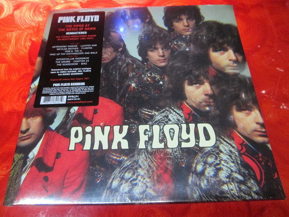 Pink Floyd - The Piper At The Gates Of Down Disco Vinilo Lp