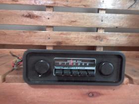 Rádio Original Volksvagen   Rv - 08  J