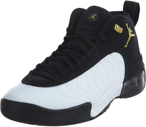 Jordan Jumpman Pro Black / Metallic Gold - White 906876 032