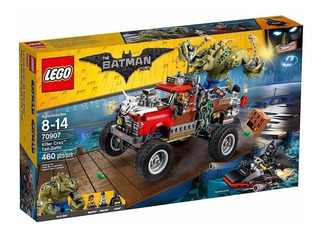 Lego Batman 70907 Reptil Todoterreno De Killer Original