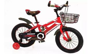 Bicicleta Niño Phoenix F1 Rodado 20